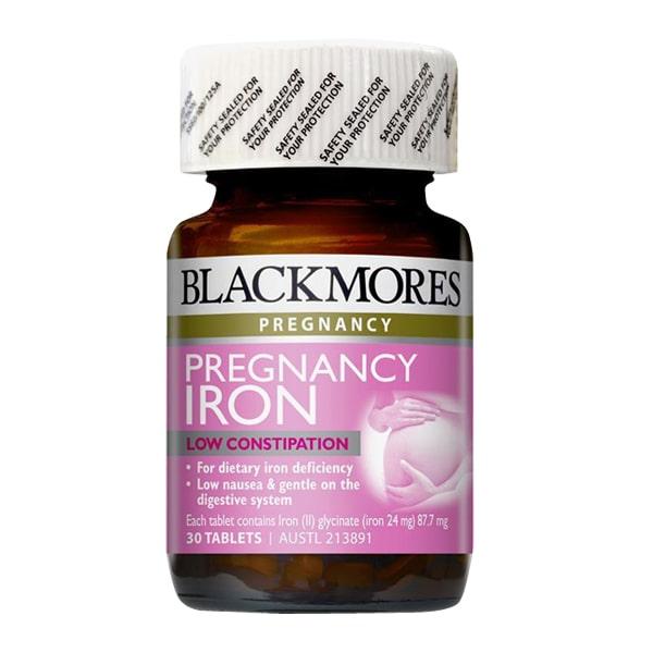 Thuốc bổ sung sắt của Úc Blackmores