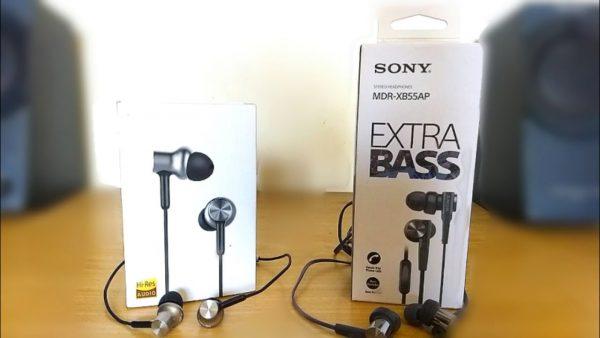 Tai nghe Sony MDR-XB55AP